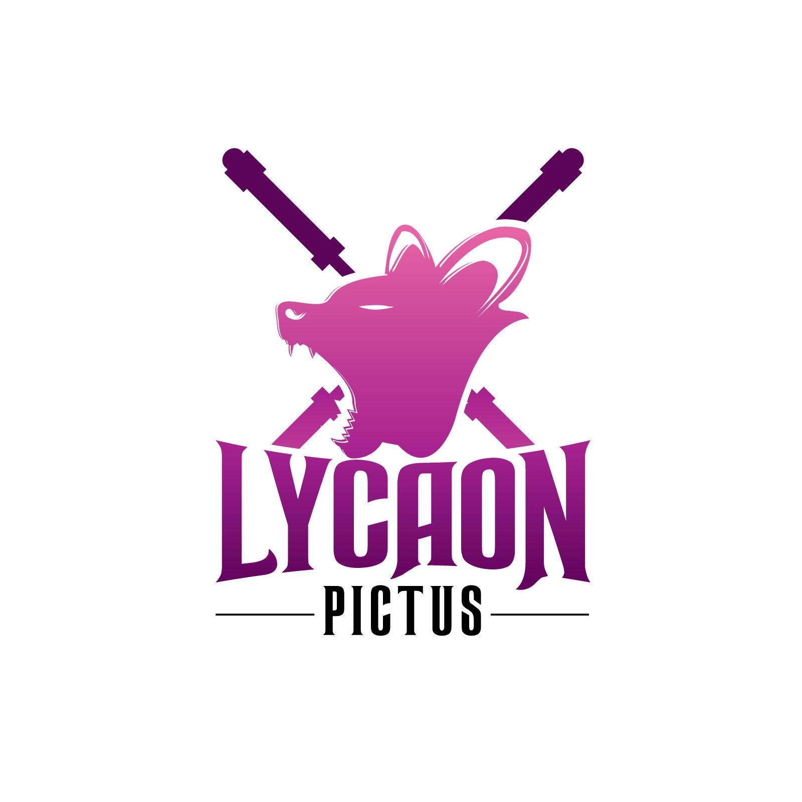 Logo Lycaon Pictus Jugger Club